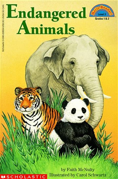 endangered animals level   faith mcnulty reviews discussion bookclubs lists