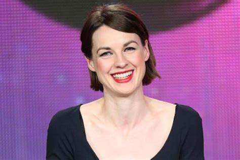 Wolf Hall Star Jessica Raine Talks Poetry With Partner At