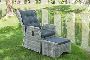 Fauteuil Relax Jardin : fauteuil relax en r sine tress e king position fauteuil ~ Nature-et-papiers.com Idées de Décoration