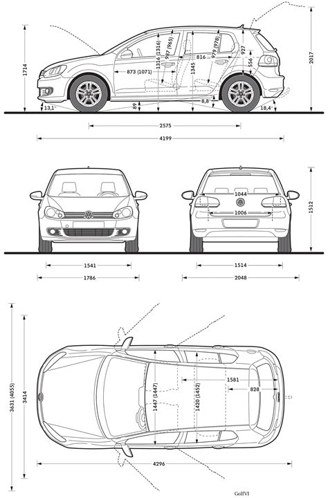 2017 vw golf interior dimensions www indiepedia org