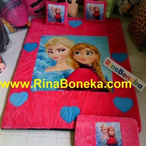 Karpet Karakter Tebal 8 Cm karpet frozen tebal busa 3 cm rina boneka