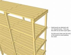 Image Gallery shelf plans