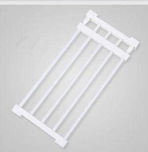 white plate rack
