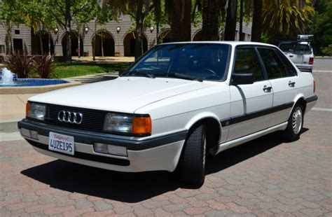 how do cars engines work 1985 audi quattro head up display 1985 audi 4000s quattro german cars for sale blog