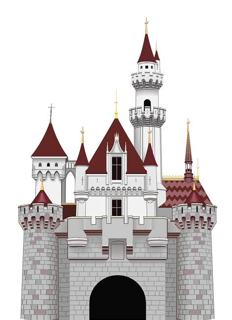 Castle PNG Clipart | Gallery Yopriceville - High-Quality ...