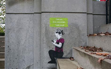 This Social Media-Inspired Street Art Will Make You Smile