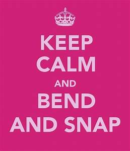 Bend and Snap: She Woods, Movie Yesterday, Legally Blondes ...