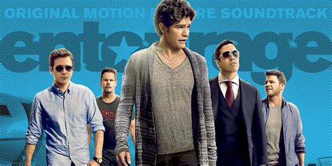'Entourage' Soundtrack Review - Dave Holmes Listens to the ...