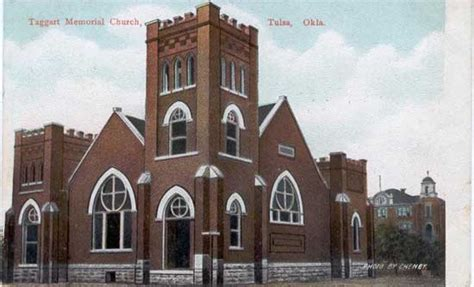 penny postcards  tulsa county oklahoma