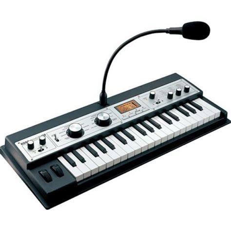 korg microkorg xl microxlplus 37 key synthesizer vocod