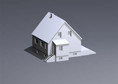 la cuisine de gratuit maison maquette imprimable en 3d modèle stl