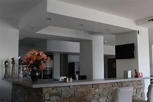 Faux Plafond Placo : r alisation faux plafond brest dans le finist re 29 ~ Melissatoandfro.com Idées de Décoration