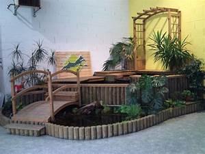 Jardin D Interieur : creation de bassins de jardins et d 39 interieur aquarium location services ~ Dode.kayakingforconservation.com Idées de Décoration