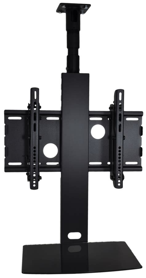 10 In Ceiling Speaker by Tv Ceiling Mount With Shelf For 25 To 40 With Adjustable Mast