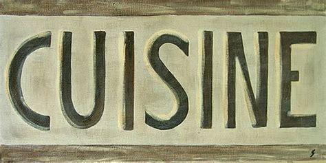 pour cuisine cuisine brun tableau de costa artiste peintre costa