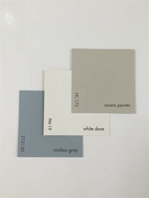 benjamin neutrals 23 paint colors