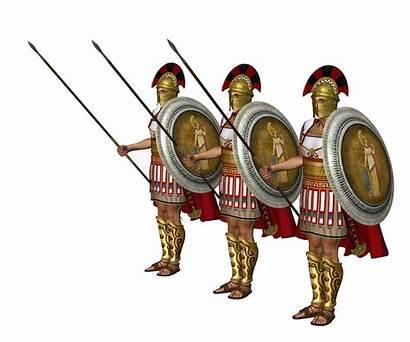 Greek Ancient Soldiers Greece Pankration Battle History