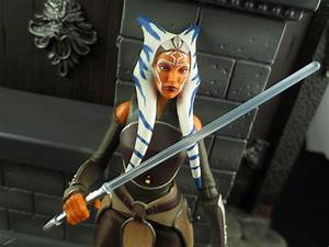 Action Figure Barbecue: Action Figure Review: Ahsoka Tano ...