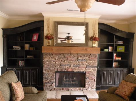 built in bookcases around fireplace living room fascinating ideas of built in bookcases