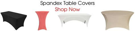 wholesale chair covers tablecloths spandex table covers