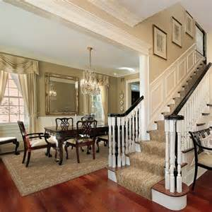 Binding Carpet To Make Area Rug by A Beautiful Pattern Carpet Runner On This Staircase Is