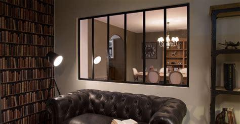cloison cuisine cloison vitrée laruche collection atelier