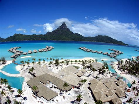 Tourism Bora Bora French Polynesia
