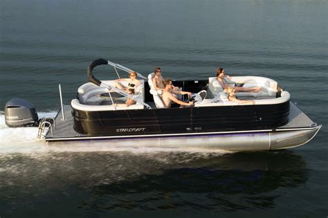 Starcraft Boats Used For Sale by 2016 Used Starcraft Pontoon Boat For Sale Selbyville De