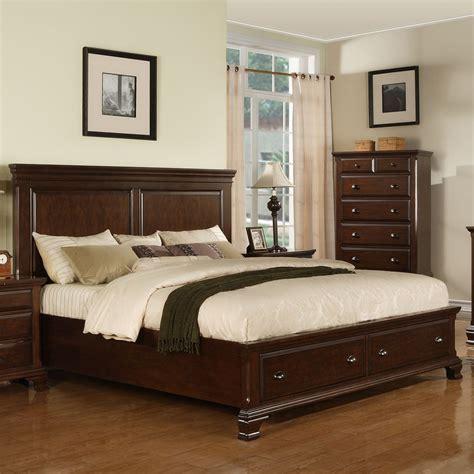 bedroom storage 6 pieces storage bedroom sets storage drawers frame