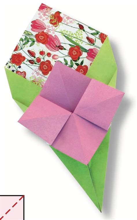 simple bouquet extract  origami love notes kit