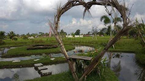 geliat wisata  desa bakas klungkung tawarkan hamparan