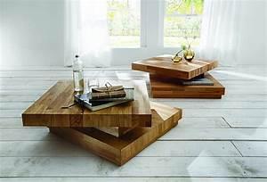 Designer Moderne Couchtische : couchtische aus massivholz innatura massivholzm bel naturholzm bel ~ Frokenaadalensverden.com Haus und Dekorationen