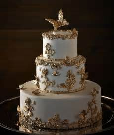 gold wedding cake gold wedding white gold wedding cakes 2168277 weddbook