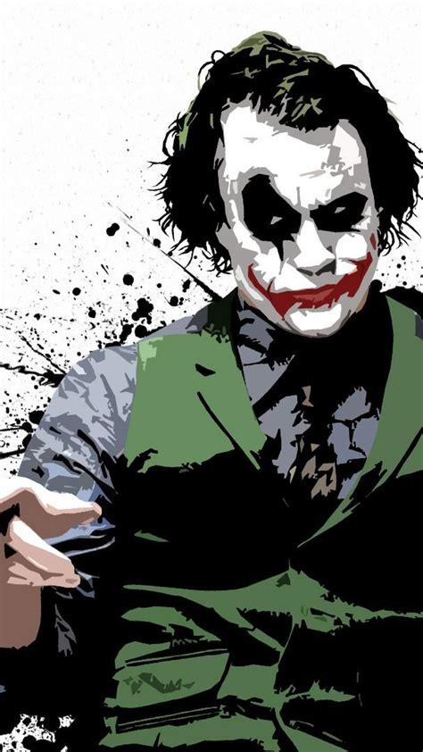 Batman Joker Joker Hd Wallpaper For Mobile by Batman Wallpaper Mobile On Wallpaperget
