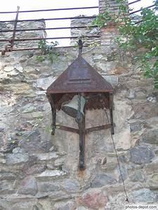 Sonnette Porte D Entrée : cloche sonnette porte d 39 entr e du chateau ~ Dailycaller-alerts.com Idées de Décoration