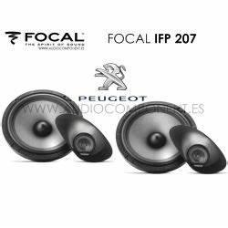Focal Ifp 207 : altavoces espec ficos audio component venta on line e instalaci n de car audio sonido y ~ Medecine-chirurgie-esthetiques.com Avis de Voitures