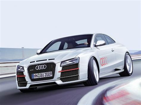 Audi Coupe Quattro New Intel!  The German Car Blog
