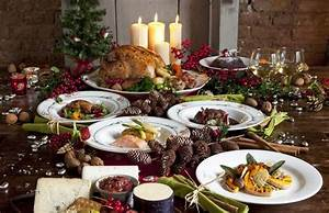 Table De Noel Traditionnelle : d corations pour tables de no l ~ Melissatoandfro.com Idées de Décoration