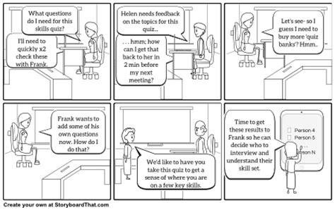 Agile Epic- Enable Quiz Storyboard By Alexcowan