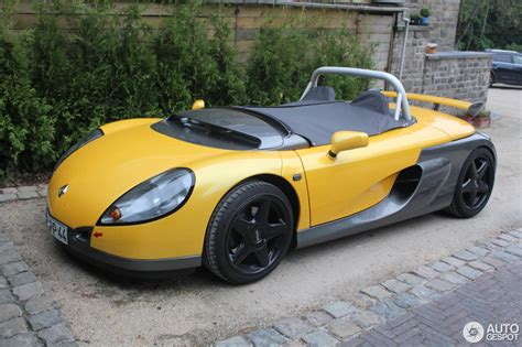 Renault Sport Spider - 27 May 2016 - Autogespot