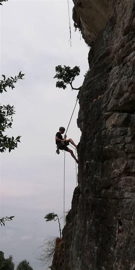 Spider Rock Climbing Day Courses Railay Beach