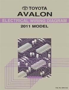 2011 Toyota Avalon Wiring Diagrams Schematics Layout