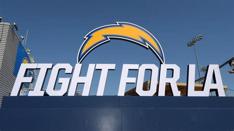 los angeles chargers  los angeles rams