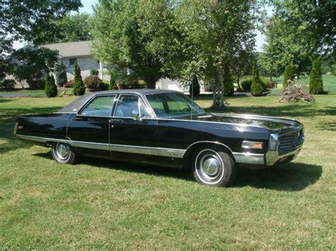 72 Chrysler New Yorker by 1970 Chrysler New Yorker Base 7 2l 440cu Ex Presidential
