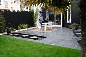 Aménagement Jardin Extérieur : awesome amenagement jardin design photos design trends 2017 ~ Preciouscoupons.com Idées de Décoration