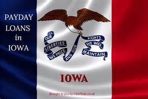 Iowa Payday Loan Laws