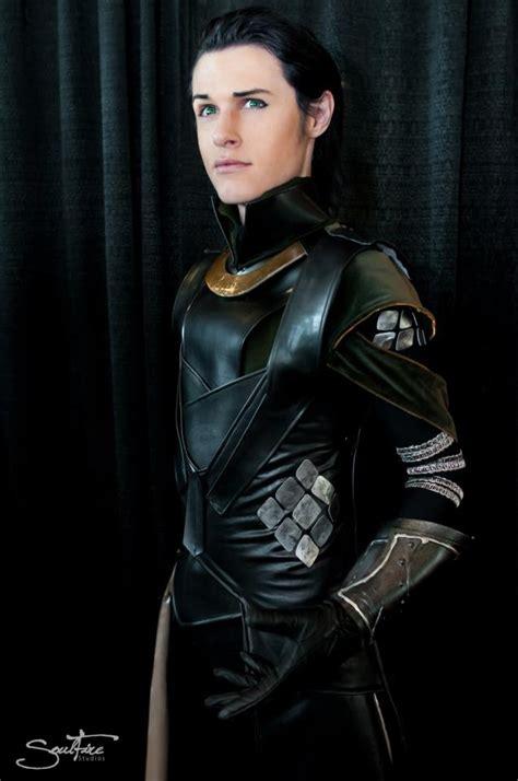 Loki Cosplay Dressed For Jotunheim By Aicosu On Deviantart