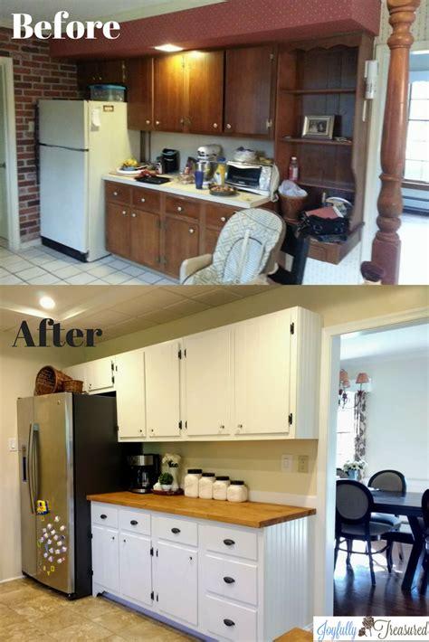 farmhouse kitchen renovation   joyfully treasured