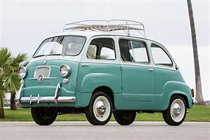 The Fiat 600 Multipla Was The True Definition Of A Minivan  Weird Car Of The Week