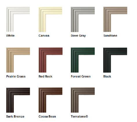 andersen window colors window colors exterior exterior exterior